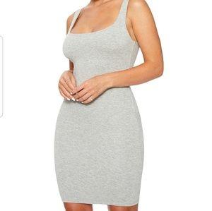 Nwt heather grey dress